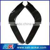 Real Carbon Fiber Auto Car Bumper Lip Spoiler