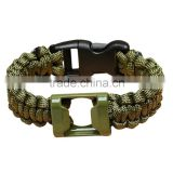 Handmade High Quality Useful Paracord bracelet funny wine wholesale beer bottle opener