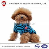 Pet clothes,dog clothing,cat cloth inspection,professional inspectors,final inspection,quality control/assurance,QC/QA,loading