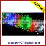 Yiwu market cheap sale outdoor christmas laser lights colorful led wireless christmas tree lights