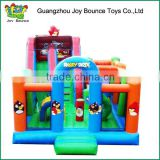 outdoor inflatable playground ,birds themed inflatable castle ,hot sale small inflatable park