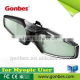 For all IR TV brands Nearsighted 3D Glasses