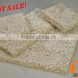 China Acoustic Wood Wool Interior Acoustic Mineral Wool Tiles