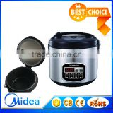 Multi Practical cast iron pot rice cooker and Durable pressure cooker gasket 5L rice cooker