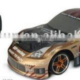 1/10 scale Electric 2.4G Radio Control Brushless 4WD Drift RC car
