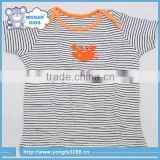 2015 New Design Cotton Baby TShirt Luxury Baby Clothes