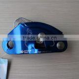 falling protector Self-braking descender for ropes protection equipment