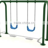 Kid's Outdoor Playground Antique Indian Wooden Swing