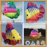 Fish kite, inflatble kite, large show kite from weifang kite factory.                                                                         Quality Choice