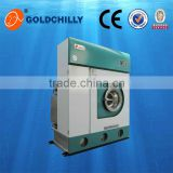 6 , 8 , 10, 12 KG Laundry equipment & hotel industrial dry cleaner machine, steam iron price