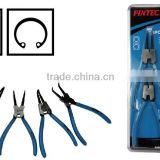 "FIXTEC 180mm 7"" high quality china hand tool set as seen on tv 4 pcs circlip pliers set"