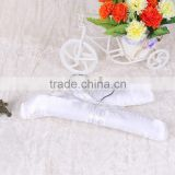 home use indoor bedroom decorative cotton bulk clothes hangers