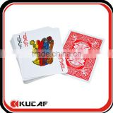 custom high quality PVC game card for europe market