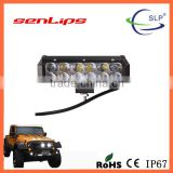 36W Light Bar LED 4D Lens Spot Flood Combo Beam waterproof IP 67 for OFF ROAD SUV 4WD ALL VEHICLE