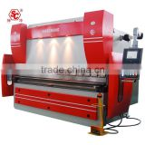 WE67K-160/3200 automatic synchro servo bending machine with 600S system,hydraulic bend-folder