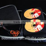 Fashion Portable 88 pcs CD Storage & Visor Case Blu-ray CD Case CD Box DVD Case CD Holder