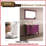 Teem home bathroom furniture OEM european style modern bathroom furniture wholesale kitchen cabinet door