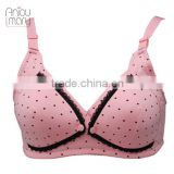 Wholesale women cotton nursing bra
