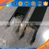 Hot! aluminium profile powder coated KICK SCOOTER aluminum frame, aluminum bicycle frame part