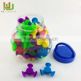 New-type intelligence toys suction toy ,children's good companion,good diy toy for baby