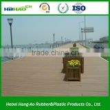 Solid Waterproof WPC Decking, Wooden harding laminate flooring wood flooring