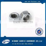 Tee Nut with 4 Prongs (for Furniture) with Bright (White) /Blue /Yellow Zinc Plated; M4, M5, M6, M8, M10,