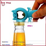 BT0011 Silicone Bottle Opener Funny Style Bar Tools Little Devil Silicone Beer Soda Bottle Opener