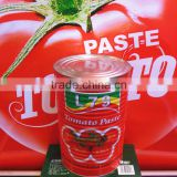 High quality competitive price tomato paste manufacture China factory 4500g canned tomato paste