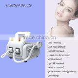 Breast Hair Removal Fast Beauty Equipment Vascular Therapy Portable Ipl+rf Hair Removal Skin Tightening