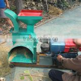 8hp Diesel Combined Grass crusher and cutter/chaff cutter and crusher combine