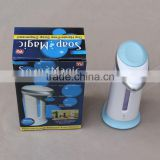 wholesale hot sell plastic hand sanitizer hand touch free automatic touchless soap liquid dispenser