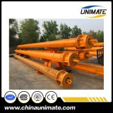 Hot sales! new design combined-type interlocking kelly bar, Rotary drill pipe, Friction kelly bar