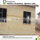 Foam Concrete Prefabricated Panel Area Saving fireproof wall partition board/lightweight roofing materials