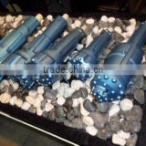 hard alloy insert construction bits for geologic survey/cutter teeth for electric rock drill/low air pressure