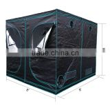Mars Hydro Factory Direct Supply Indoor Hydroponics Highly Reflective Fabric 1680D Mylar Plant Grow Tent 240x240x200cm