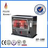 INquiry about Fujix brand radiant covector kerosene heater EP-188