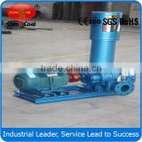 small size waste water treatment roots air blower