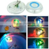 Dongguan Toys Bath Led Light Toys Waterproof Funny Bathroom Bathing Tub LED Lights Toys for Kids Bathtub