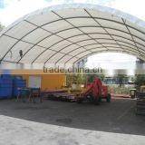 Commercial Container Shelter , Heavy Duty Warehouse Tent, storage shelter