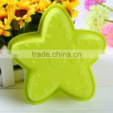 Mini Star Silicone Cookie Muffin Chocolate Cake Bakeware Mould