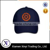 Cotton/polyester fashion blank dry fit sports cap contrast color