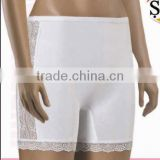 WOMEN COTTON LYCRA LACED BOXER SHORT