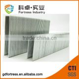 2014 high quality silver color office galvanized standard staples