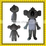 Good version adult koala bear costume EVA plush handmade koala mascot costume for adults