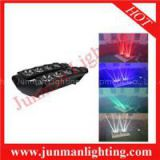 8*10w RGBW LED Beam Spider 4 In 1 Light Stage DJ Disco Light