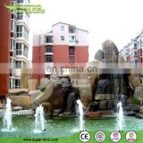 Residency Community Artificial Rock Fountains