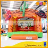 2015 EN14960 certificate commercial inflatable jumping house/inflatable bouncy house for sale