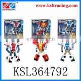 fashion plastic robot toy for sale