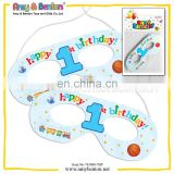 Most Popular Funny Glasses For Kid Wholesale Birthday Party Supply