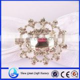 New Style Special Metal Flower Decorative Jewelry Box Hardware